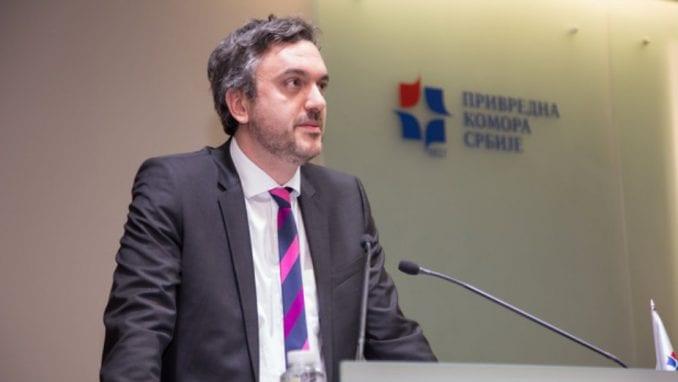 Čadež: Optimizam privrednika u Srbiji raste 2