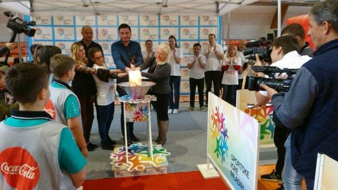 Sportske igre mladih u Novom Pazaru 1