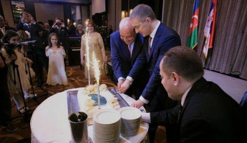 Prijem Ambasade Azerbejdžana povodom Dana Republike 5