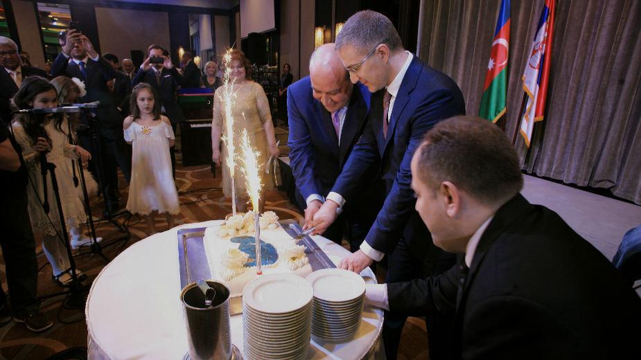 Prijem Ambasade Azerbejdžana povodom Dana Republike 1