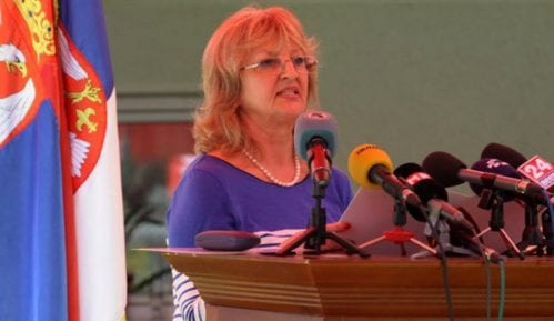 Ambasadorka Srbije u makedonskom Ministarstvu spoljnih poslova 6