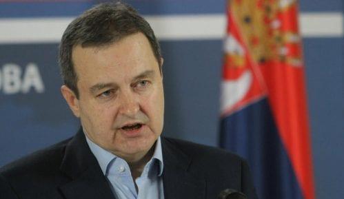 Dačić: Nema zvanične reakcije na Zaeva 10