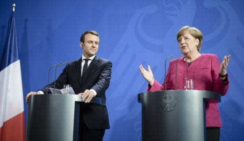 Makron i Merkelova za promene ugovora EU 11