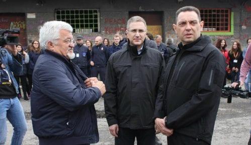 Novosti: Očekuju se promene u sektoru bezbednosti 7