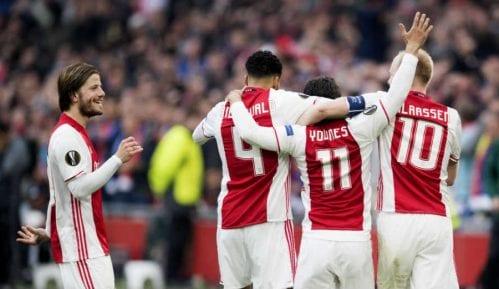 Ajaks deklasirao Lion u prvoj polufinalnoj utakmici Lige Evrope 13