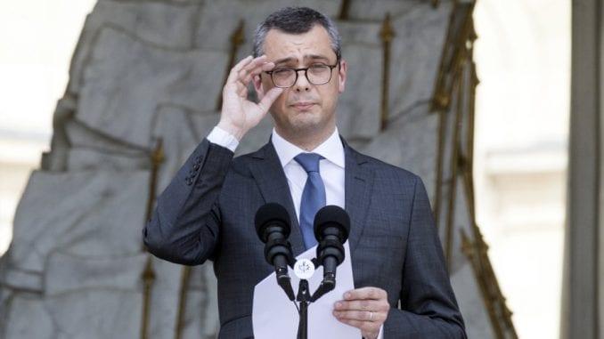 Objavljen spisak ministara nove francuske vlade 1