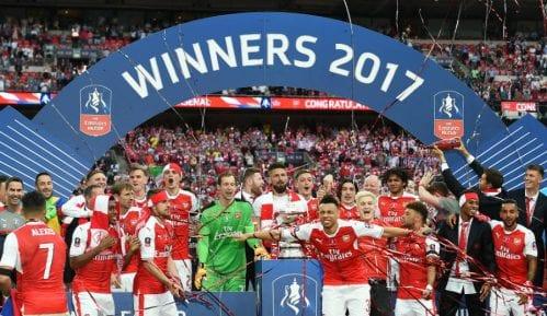 Arsenal osvojio FA Kup 11