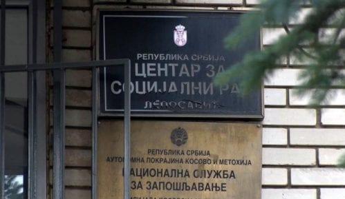 Pucano na prostorije gradonačelnika Leposavića 7