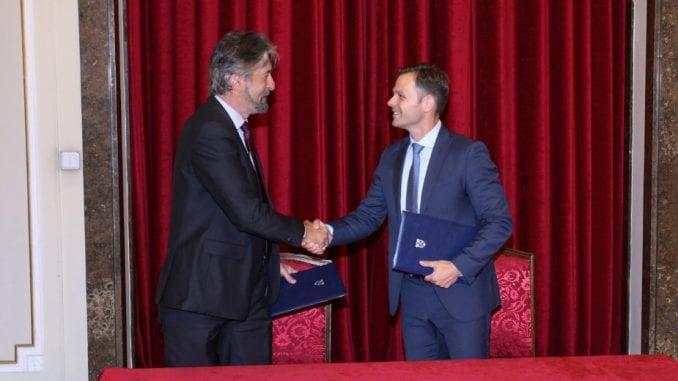 Potpisan ugovor o obnovi 15 punktova Narodne kuhinje 3