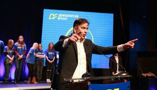Medojević ponovo izabran za predsednika Pokreta za promene 1