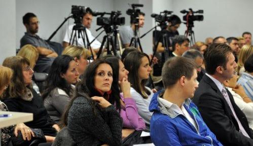Novinarska udruženja traže hitan sastanak Radne grupe za bezbednost novinara 3