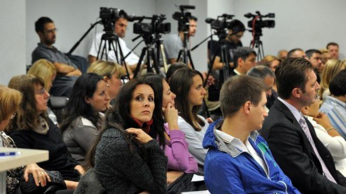 Novinarska udruženja traže hitan sastanak Radne grupe za bezbednost novinara 1