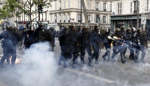Protesti u Parizu 5
