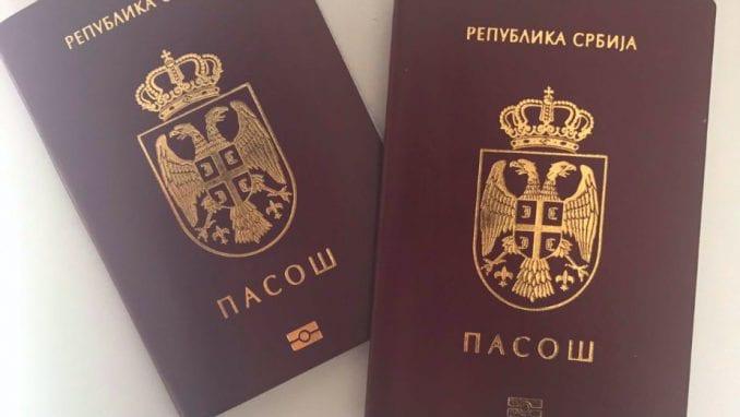 Srpski pasoš 76. na svetu 1