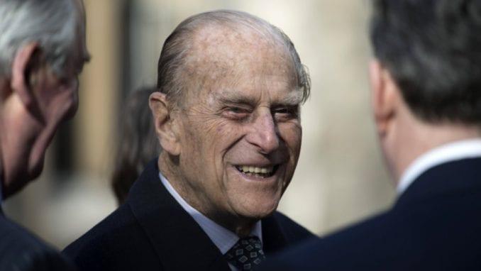 Princ Filip, suprug britanske kraljice Elizabete Druge u bolnici 3
