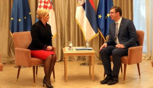 Vučić: Poboljšanje odnosa sa Hrvatskom do kraja godine 5
