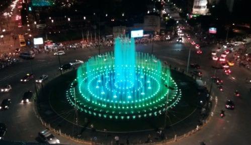 Fontana na Slaviji emituje pesmu Srbije sa Evrovizije 1