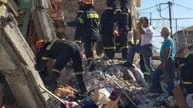 Zemljotres 6,2 Rihtera pogodio Lezbos, poginula jedna osoba 1