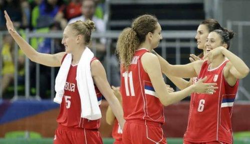 Košarkašice Srbije u četvrtfinalu sa Letonijom 13