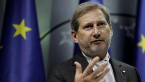 Han: Rešenje pitanja Kosova nije jedini preduslov za ulazak u EU