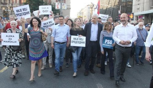 Živković i Tadićevi se pridružuju, ostali bez odgovora 15