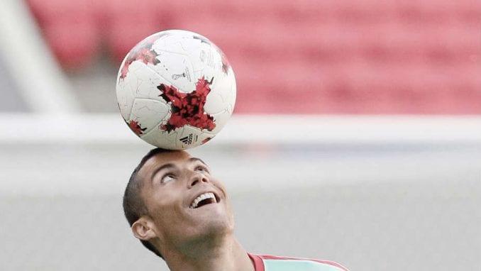 Kristijano Ronaldo: Kontroverzni golgeter 1