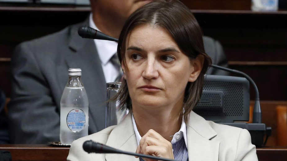 Srbija dobila prvu ženu premijera - Anu Brnabić 1