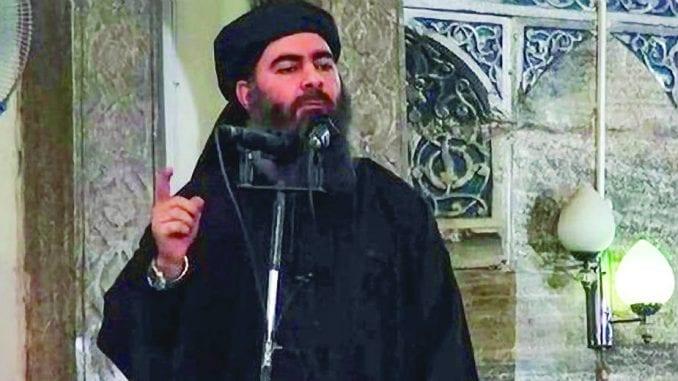Likvidiran lider Islamske države? 1