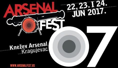 Počinje Arsenal fest 7