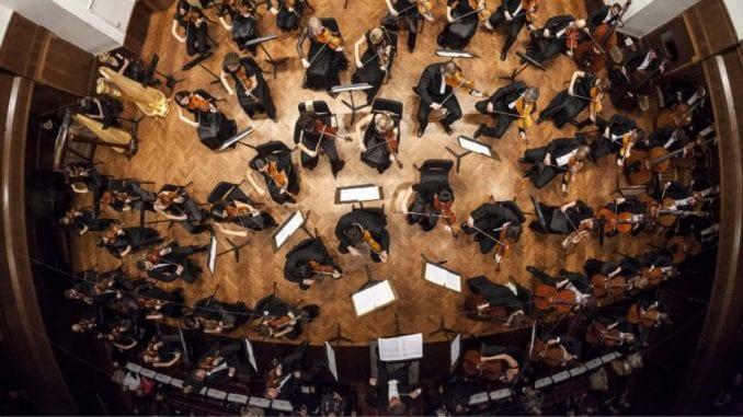 Beogradska filharmonija 7. i 8. juna sa Eiđijem Oueom na Kolarcu 4