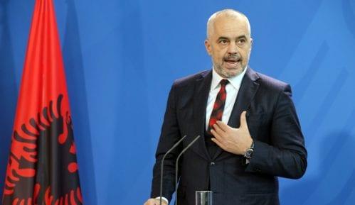 Ubedljiva većina Raminoj partiji na izborima u Albaniji 15