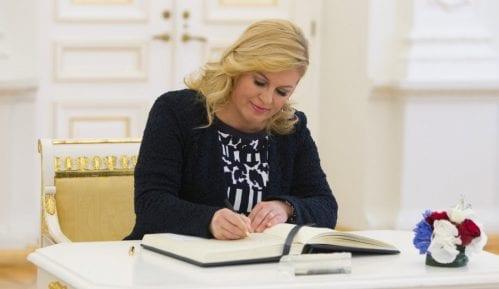 Državni vrh Hrvatske čestitao pravoslavni Uskrs 1