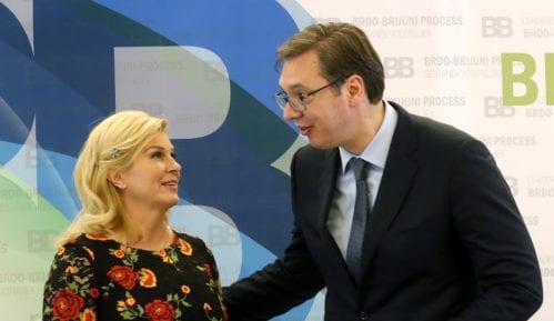 Neizvestan dolazak Kitarović na Vučićevu inauguraciju 7