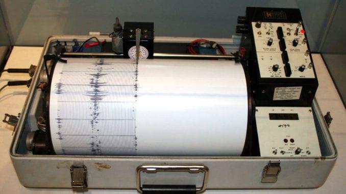 Zemljotres u Grčkoj jačine 5,5 3