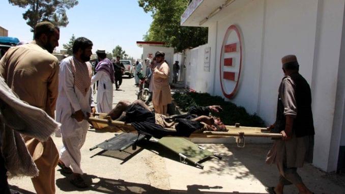 Talibani pred prolećnu ofanzivu: Posao oko džihada nije završen 1