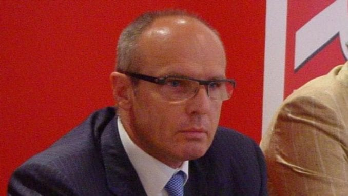 Izricanje presude za pokušaj ubistva Milana Beka 29. novembra 1