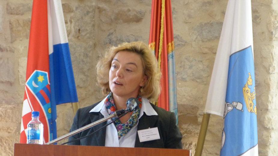 U Saboru izglasano poverenje Mariji Burić Pejčinović 1