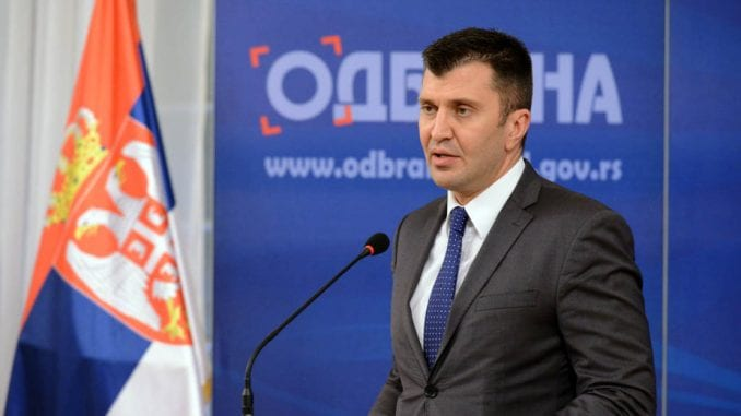 Izvinjenje ministra Đorđevića ženama 1