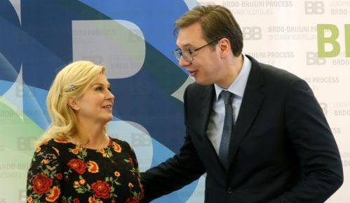 Kitarović o Vučiću: Konačno imam sagovornika u Srbiji 8