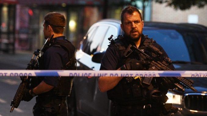 Policija objavila identitet napadača u Londonu 2