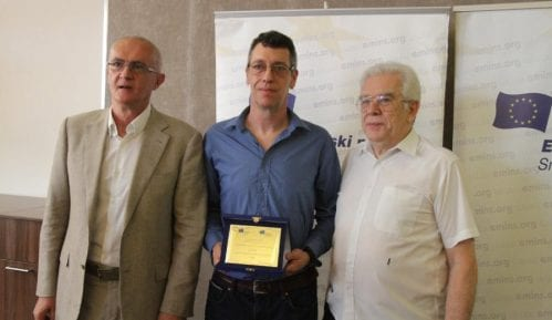 "CINS dobitnik nagrade za ""Doprinos godine Evropi"" 11"