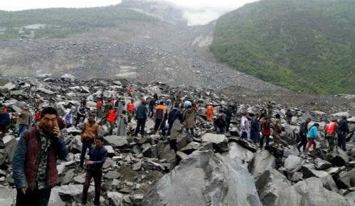 U klizištu u Kini još se 100 ljudi vodi kao nestalo 15