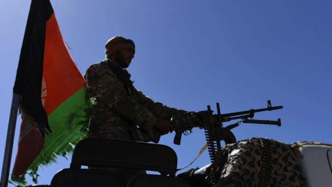 Talibani: Avion koji se srušio u Avganistanu pripada vojsci SAD 1
