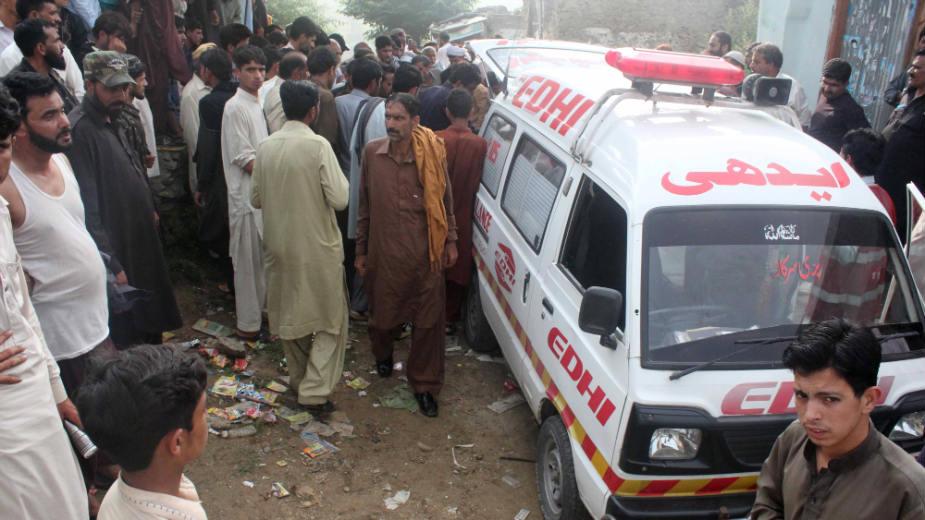 U eksplozijama Pakistanu, poginulo više od 70 ljudi 1