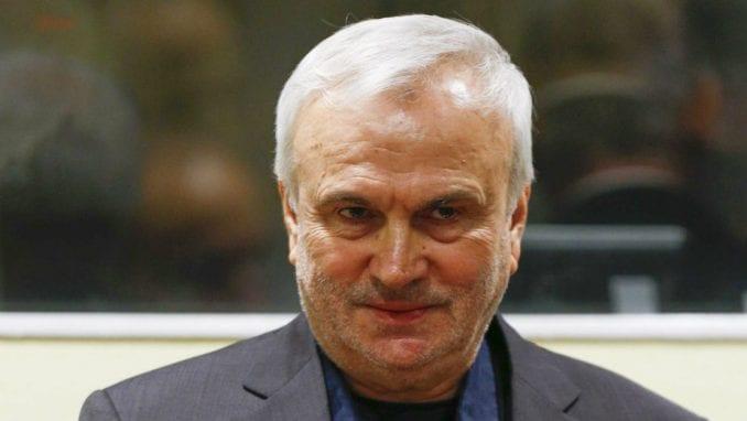 Stanišić i Simatović na privremenoj slobodi u Srbiji do 2. maja 1