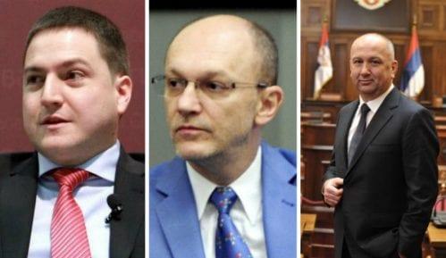 Tri nova imena u Vladi 7