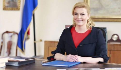 Grabar-Kitarović na inauguraciji Vučića u Beogradu 6