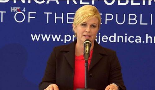 Hrvatska predsednica dolazi na inauguraciju Vučića 9