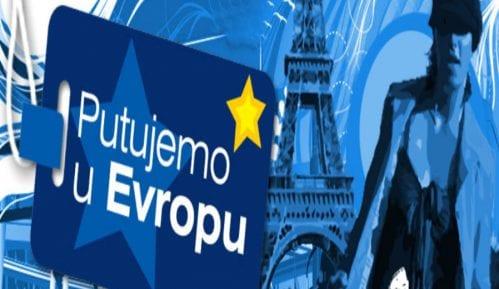 """Konkurs za studente """"Putujmo u Evropu"""" otvoren još sedam dana 7"""