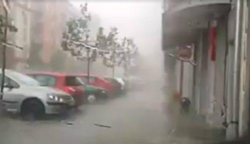 Danas nepogode u Banatu i Braničevskom okrugu 1